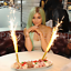 Multi-Color-Sparkling-Candles-Wedding-Birthday-Sweet-16-Anniversary-Sparklers thumbnail 1