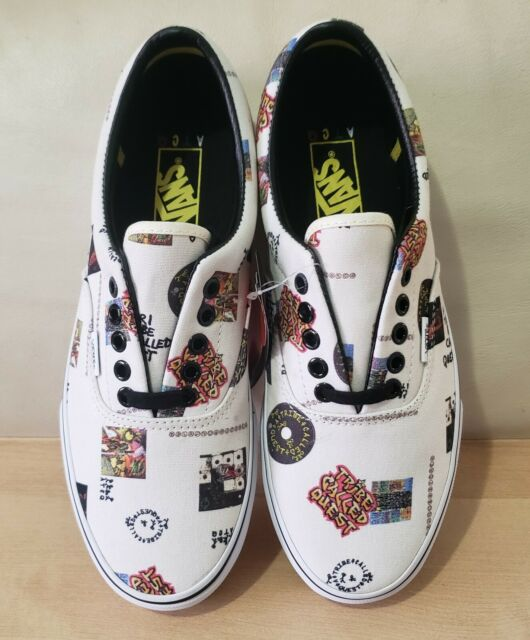 eab4b07f7f VANS X a Tribe Called Quest Era Shoes - White UK 10 for sale online ...