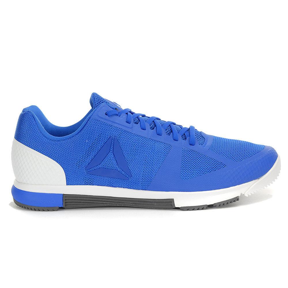 Reebok Crossfit Hombre Speed Tr 2.0 Zapatillas Azul Bs5792 ¡Nuevo  10