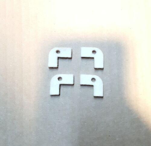 "Felt Saddle Wiper Way Set Atlas Craftsman Metal Lathe 10/"" /& 12/"" /& Commercial"
