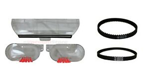 Bissell 2x Proheat Carpet Cleaner Front Nozzle Assembly 2037649 W Belts 689852122162 Ebay