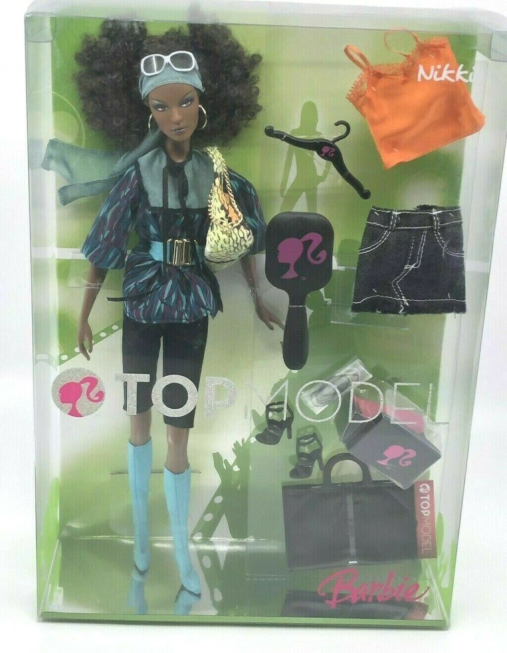 MATTEL Barbie Dreamhouse avventura Afro Nikki Doll-Libero /& veloce SHIPP
