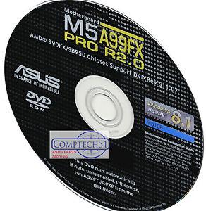 Asus M5A99FX PRO R2.0 ASMedia AHCI XP