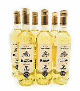 El Viaje de Ramón Verdejo Weißwein Wein 6x 0,75 l  Alkohol 13% vol.