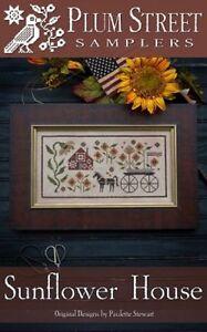 Sunflower-House-Plum-Street-Samplers-New-Chart