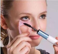 Mascara Guide Applicator Eyelash Comb Eyebrow Brush Curler Clever Tool Free PP