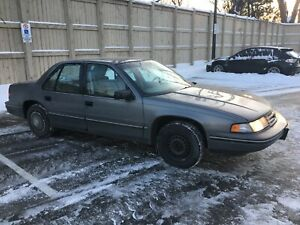 '93 Chevy Lumina great condition!
