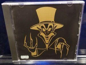 Insane-Clown-Posse-The-Ringmaster-2005-Misprint-CD-rare-twiztid-juggalo-icp