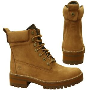 Botas de cuero marrón Nike para De hombre   eBay