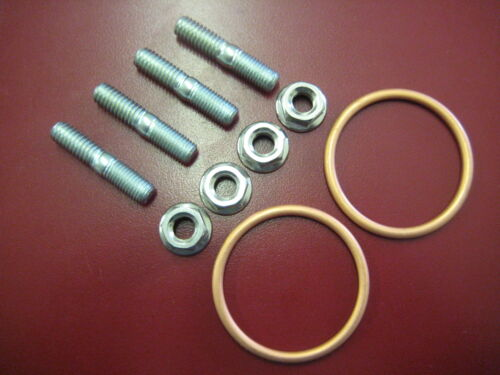 HARLEY EXHAUST STUD KIT GASKET STAINLESS NUTS XL EVO  TWIN CAM STUD 16715-83