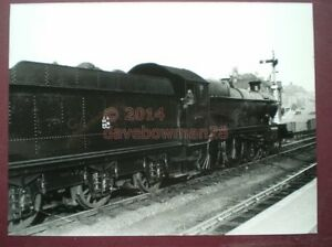 PHOTO  8 X 6 IN  GWR CASTLE CLASS LOCO NO 5058 039EARL OF CLANCARLY039 AT NORTH ROA - Tadley, United Kingdom - PHOTO  8 X 6 IN  GWR CASTLE CLASS LOCO NO 5058 039EARL OF CLANCARLY039 AT NORTH ROA - Tadley, United Kingdom