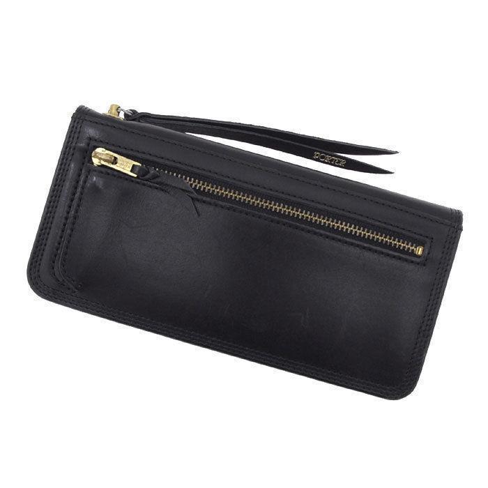 NEW Yoshida Bag PORTER / PORTER LUMBER WALLET Black from Japan 301-04029