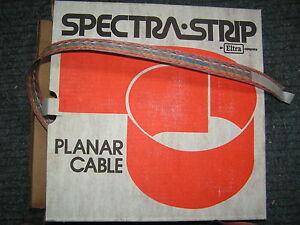 Spectra tira 13 pares trenzados Cinta Cable 455-278-26 26x7//34 OMR4-02 5 metros