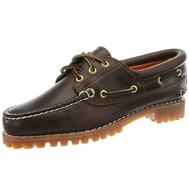 brown boat shoes moccasins