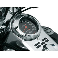 Kuryakyn Speedometer Visor Chrome 112 Harley Davidson