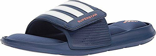 Adidas Performance DB0110 Uomo Superstar 5G Slide Sandal, Noble