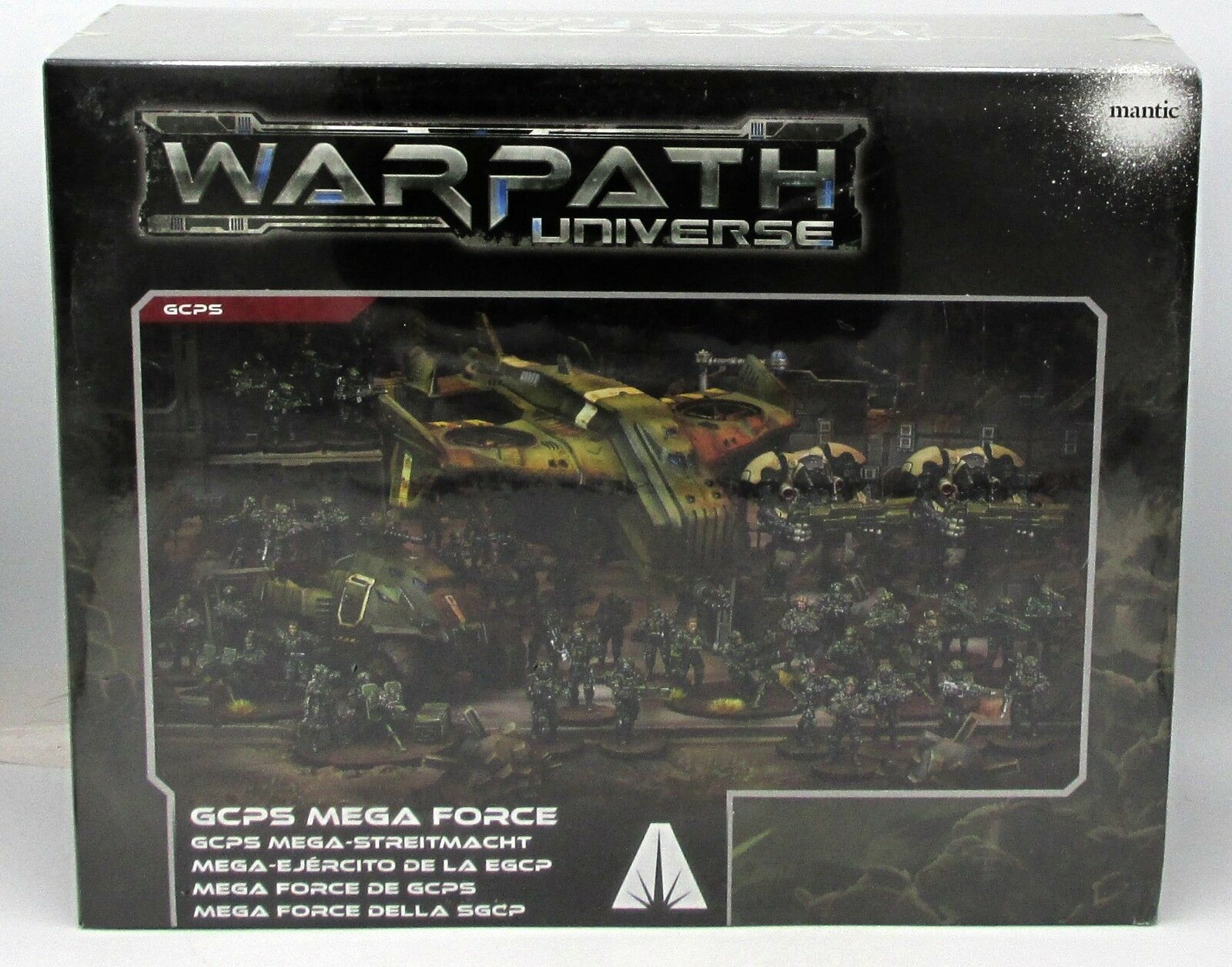 Warpath MGWPG103 GCPS Mega Force (GCPS) Co-Prosperity Sphere Corporate Corporate Corporate Military cdb37d