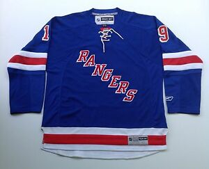 SCOTT GOMEZ New York Rangers Reebok Premier Home NHL Hockey Jersey ... 8233a0d90