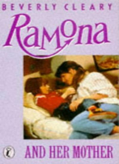 Ramona and Her Mother (Puffin Books) By Beverly Cleary, Alan Tiegreen