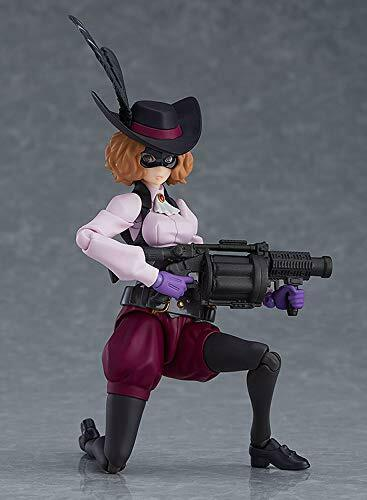 Max Factory figma PERSONA5 the Animation Noir Non Scale Action figure