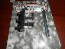 Fender Floyd Rose Original Lock Insert String Blocks MPN 1997015049 Black 6