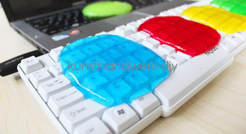 Super Staub Reinigung Magic Gel Reiniger für Handy Computer Tastatur Saubere