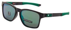 Oakley-Catalyst-Sunglasses-OO9272-2655-Black-Ink-Prizm-Jade-Lens-BNIB