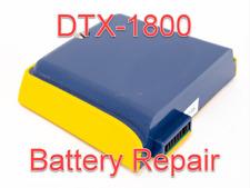 Fluke Dtx 1800 Bp7440 Dtx Lion Battery Repair Rebuild Service