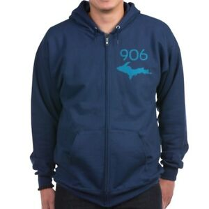 80be3df2 CafePress - 906 4 LIFE - Zip Hoodie, Classic Hooded Sweatshirt with ...