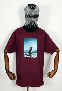 Primitive-Skate-Skateboards-Tee-T-shirt-Badlands-Burgundy-in-M-P-Rod
