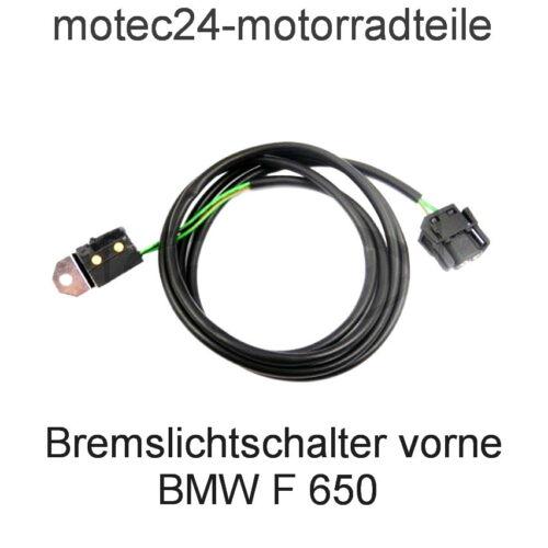 Bremslichtschalter vorne BMW BMW F 650 650  Bj 2000-2008