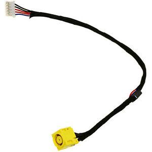AC DC Power Jack Cable Harness for LENOVO EDGE E530 E530C E535 E545 QILE2
