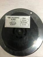Stainless Steel Mig Er316l Mig Welding Wire .035 - 2 Lb Spool , 316l-035-2