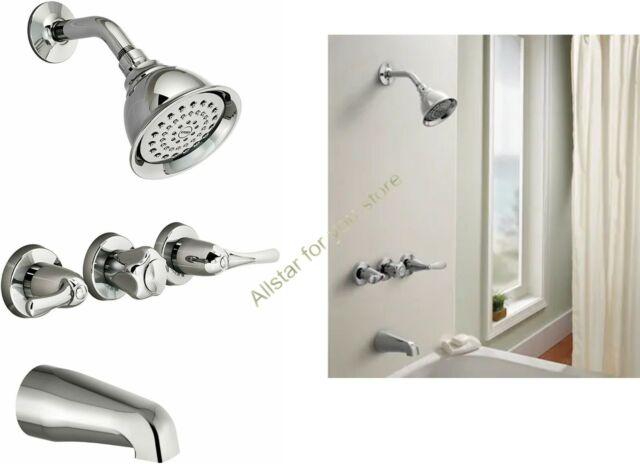 Moen Adler 82663 Chrome Shower Faucet Head For Sale Online Ebay