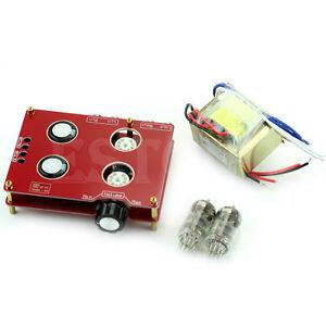 New-Buffer-Amplifier-Preamp-AMP-Pre-Amplifier-Matisse-Kit-Transformer-6N3-Tube