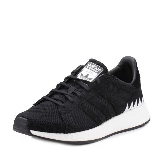 buy popular 79815 d70f1 Adidas Mens Chop Shop NBHD NEIGHBORHOOD Black DA8839