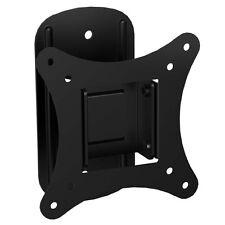 Low Profile Tilt Swivel Wall Mount/Mounting Bracket LCD LED Vesa 75x75,100x100mm