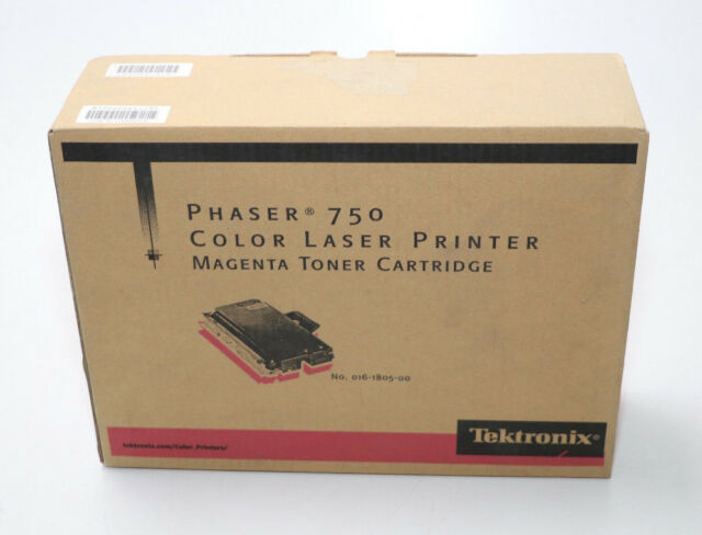 Tektronix 016180500 Phaser 750 Toner Magenta