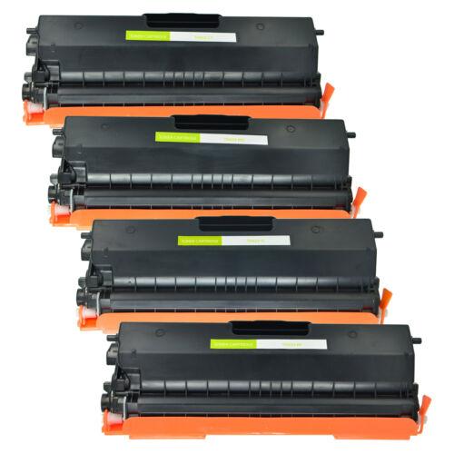 TN433 TN-433 BCMY Toner Cartridges set for Brother MFC-L9570CDWT HL-L9310CDWTT