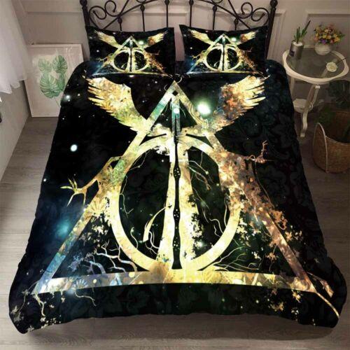 Bedding 3d Harry Potter Set, Harry Potter Bedding Comforter