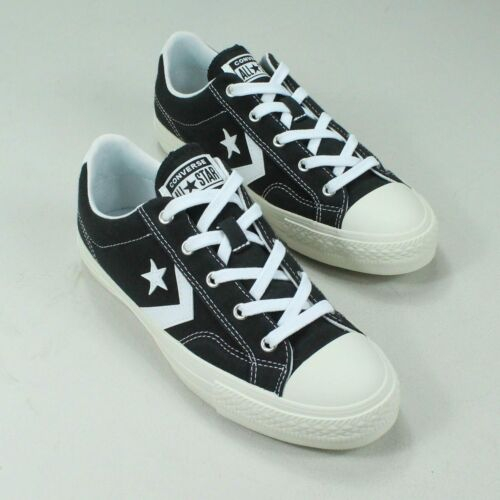 Shoe 8 Converse Uk white Ox 4 In Star 5 Player Trainers Size 9 6 10 Black 7 xH1tqFH6nw