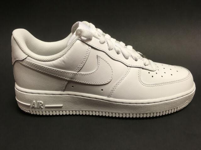 Nike Air Force 1 Sneaker Herren weiß 48 5
