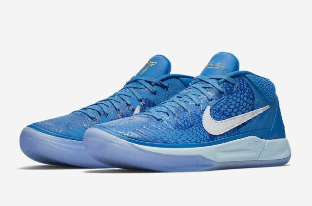 Size 10 - Nike Kobe A.D. Mid DeMar DeRozan 2018 for sale online | eBay