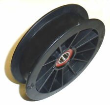 12297 Rotary Pulley Compatible With Exmark 109-0977 Hustler 784504 Toro 109-0977