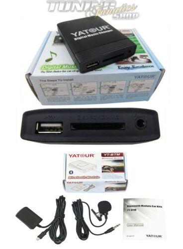 Bluetooth USB mp3 AUX changeur de CD Pour VW Audi Original Radio Gamma Beta Alpha 4