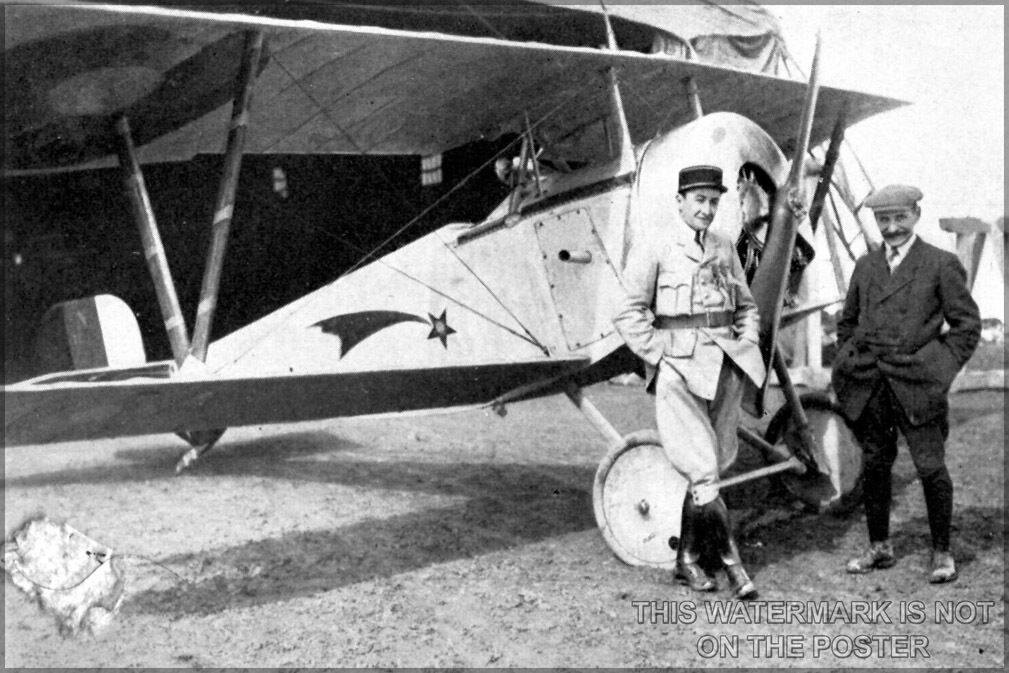 Poster, Many Größes; Nieuport 11 C.1 P2