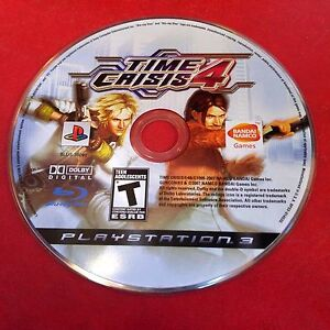 Time-Crisis-4-Sony-PlayStation-3-2007-Disc-Only-7362