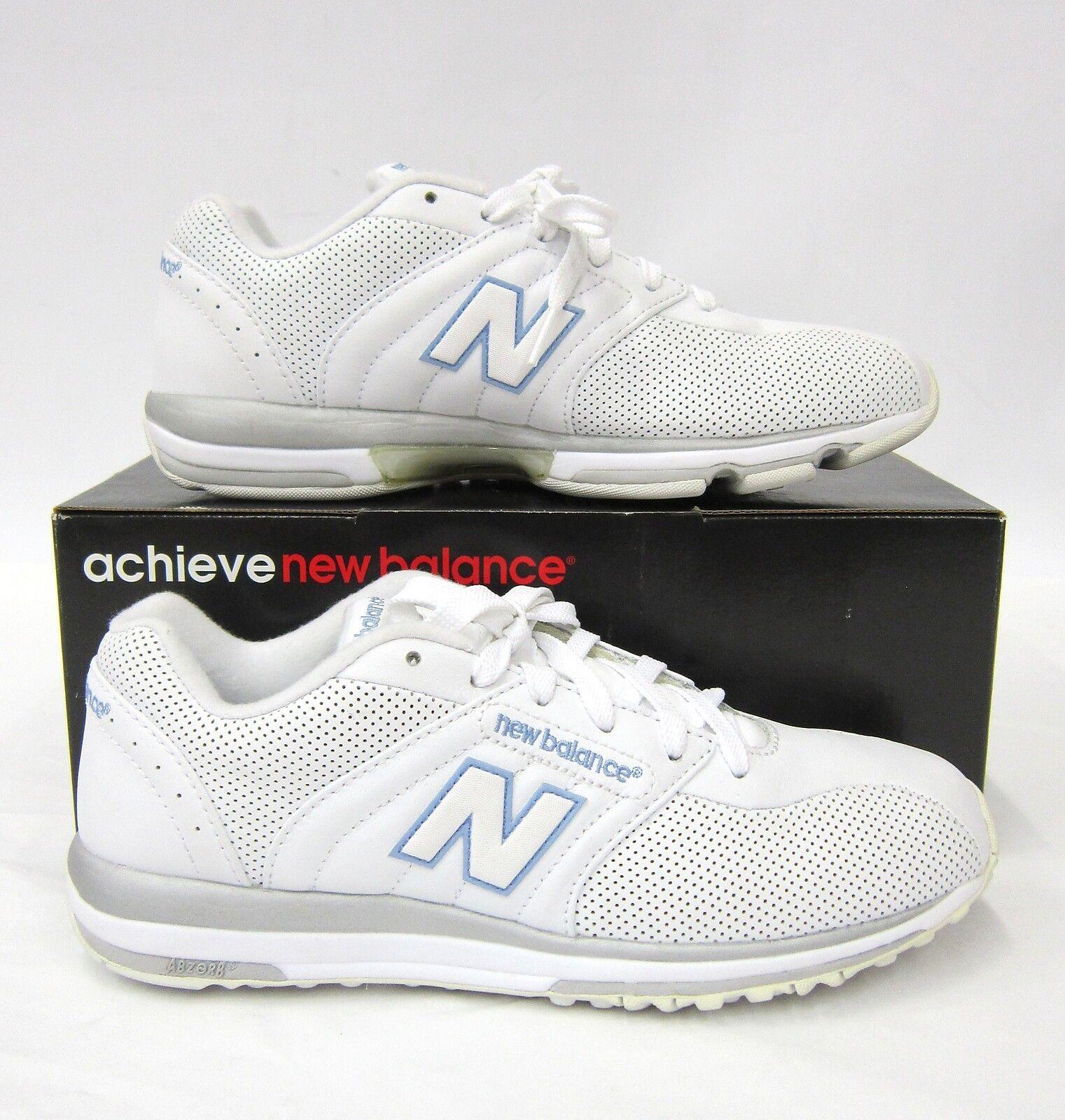 New Balance Chaussure baskets Blanc Bleu Clair 5000