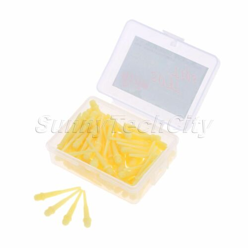 Approx.80pcs Electronic Darts Tips Fit For Soft Darts /& Electric Darts 2BA Dart