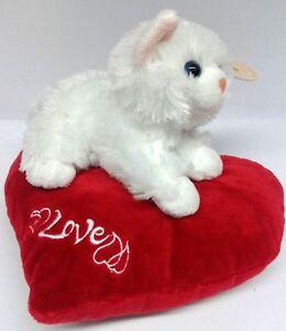 PELUCHE-gatto-gattino-su-cuore-con-dedica-love-mis-24x18-DE-CAR2-IDEA-regalo